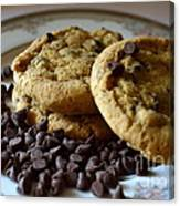 Cookie Time Canvas Print