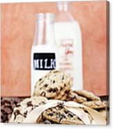 Cookies And Cream Canvas Print
