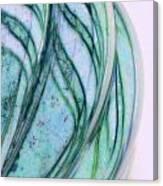 Cool Curves Canvas Print