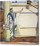 Coolidge: Third Term, 1928 Canvas Print