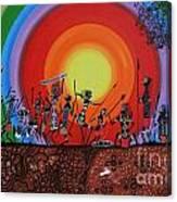 Coorobooree Canvas Print