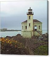 Coquile Lighthouse Canvas Print
