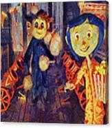 Coraline Circus Canvas Print