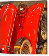 Cord Automobile  Canvas Print