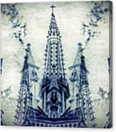 Cordoba Church Argentina Canvas Print