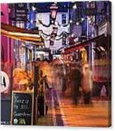 Cork, County Cork, Ireland A City Canvas Print