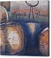 Corks Canvas Print