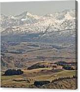 Coronet Peak Canvas Print