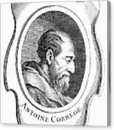 Correggio (c1489-1534) Canvas Print