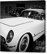 Corvette 55 Convertible Canvas Print