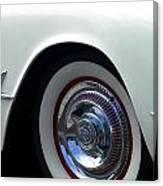 Corvette Cherokee Canvas Print