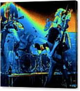 Cosmic Derringer Electrify Spokane Canvas Print