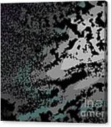 Cosmic Dust Canvas Print