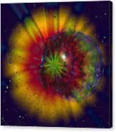 Cosmic Light Canvas Print