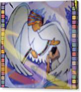 Cosmic Oratorio Canvas Print