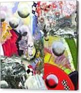 Cosmic Sneeze Canvas Print