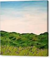 Cotswolds Canvas Print
