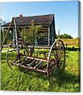 Country Classic Oil Canvas Print