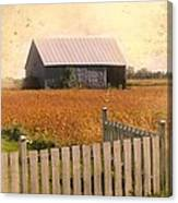 Countryside Life Canvas Print