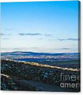 County Donegal From The Castle Walls Canvas Print