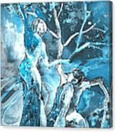 Coup De Grace 02 Canvas Print