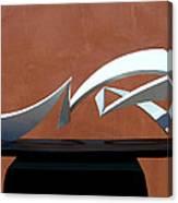Courtship Of Amphitrite Canvas Print