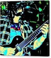 Coyote Bill Canvas Print