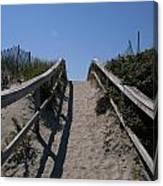 Crane Beach Canvas Print