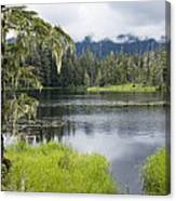 Crane Lake, Tongass National Forest Canvas Print