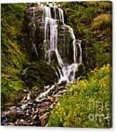 Crater Lake Falls Canvas Print