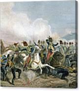 Crimean War Canvas Print