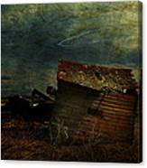 Crooked Breeze Revisited  Canvas Print
