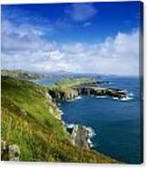 Crookhaven, Co Cork, Ireland Most Canvas Print