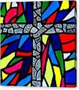 Cross No 9 Canvas Print