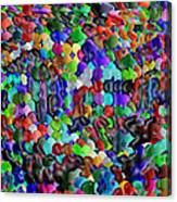 Crowded Quarters Canvas Print