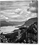 Crown Point Two Canvas Print