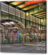 Crrnj Terminal IIi Canvas Print