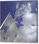 Crystal Cathedral 2 Canvas Print