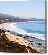 Crystal Cove Orange County California Canvas Print