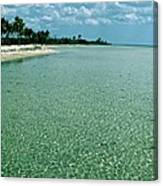 Cuban Paradise Canvas Print