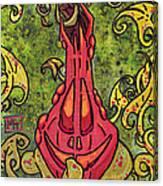 Cucurbita Canvas Print