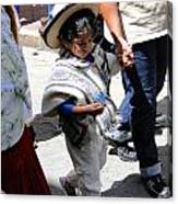 Cuenca Kids 130 Canvas Print