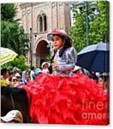 Cuenca Kids 84 Canvas Print