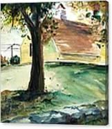 Cupola Canvas Print