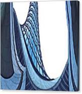 Curves - Archifou 42 Canvas Print