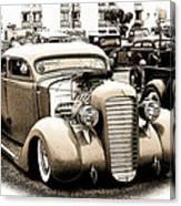 Custom 36 Dodge Canvas Print