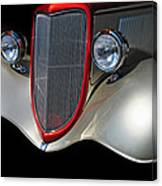Custom Car Canvas Print