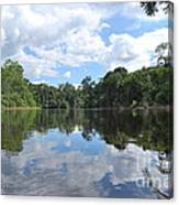Cuyabeno River Canvas Print