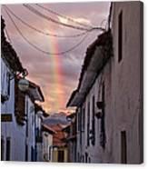 Cuzco Canvas Print