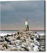 Cyc Lighthouse Canvas Print